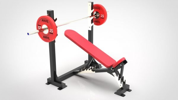 Incline Olympic Bench Press