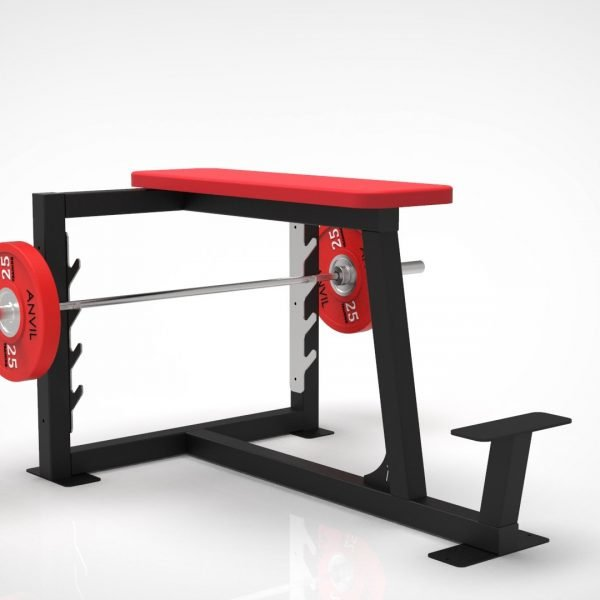 Prone Row Bench