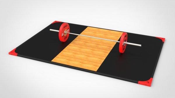 Olympic Lifting Platform