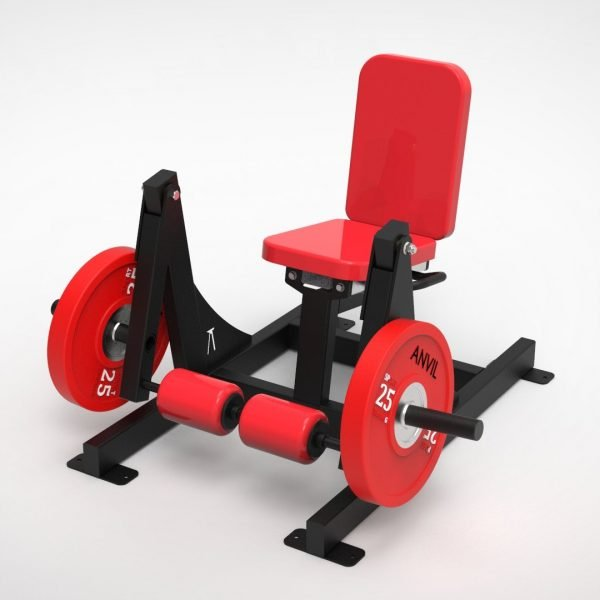 ISO Lateral Leg Extension Machine