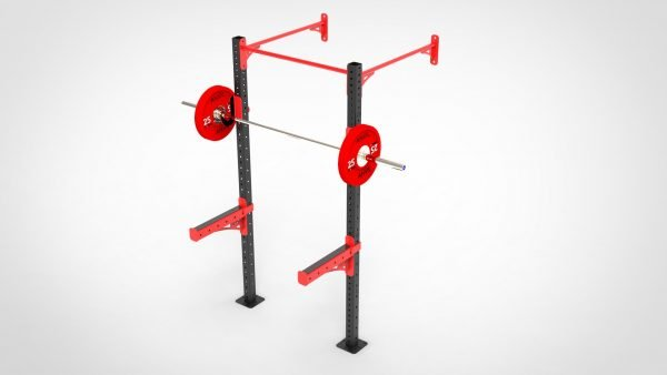 Wall Mounted Squat Rack