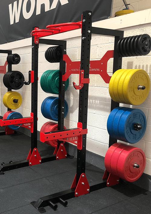 full rack anvil strength