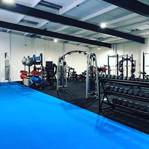 british built gym equipment