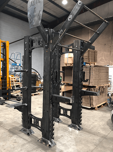 custom gym rig design and consultation