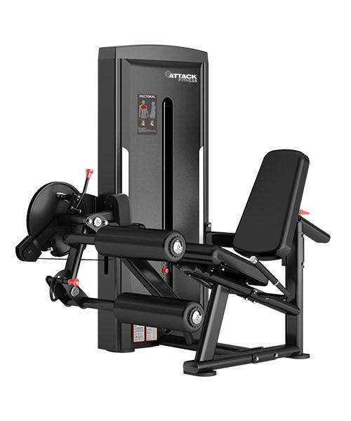 Attack Fitness Leg Curl/Leg Extension