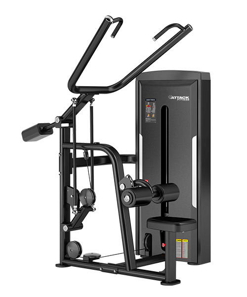 Attack Fitness Lat Pulldown