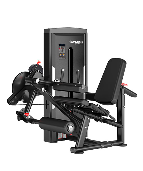Attack Fitness Seated Leg Curl
