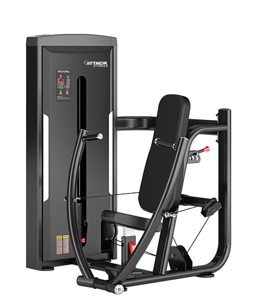 Attack Fitness Diverging Chest Press