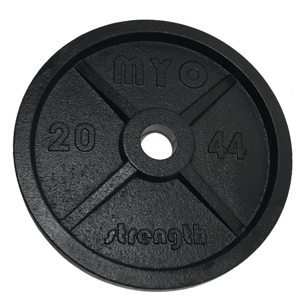 20kg Olympic Cast Iron Disc